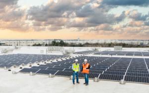 COCA COLA DISTRIBUTION | 120KW | HOUSTON TX